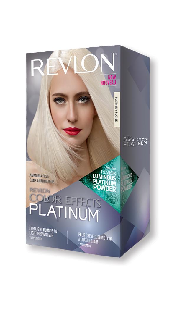 Color Effects Platinum Hair Bleach Revlon
