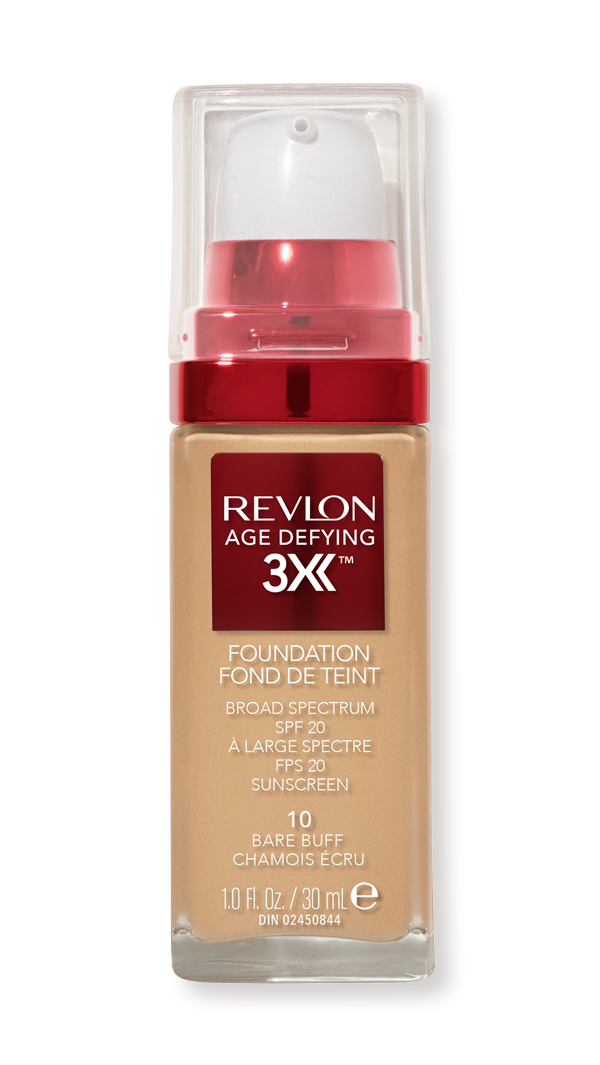 Age Defying 3x Foundation Makeup Spf