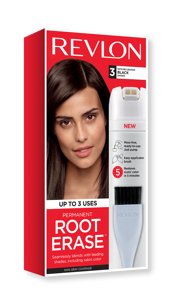 Root Erase Permanent Root Touch Up Hair Color Revlon